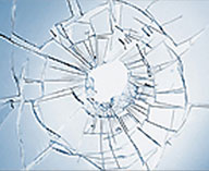 Smashed glass repair Cardiff